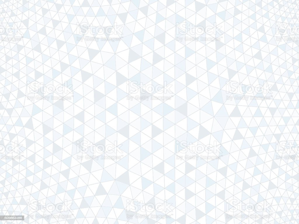 Geodesic Abstract Pattern Blue White Technology Futuristic Connection Background stock photo