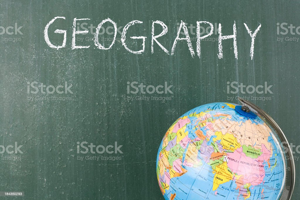 geography royalty-free stock photo