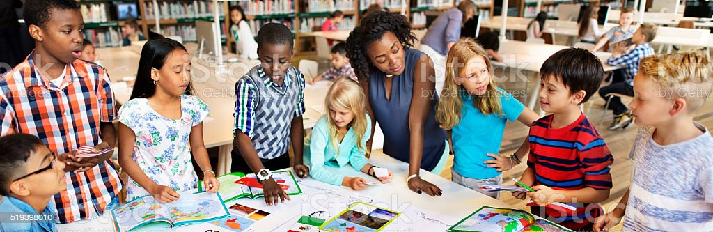 Geography Worldwide Explorer Continent Country Concept stock photo