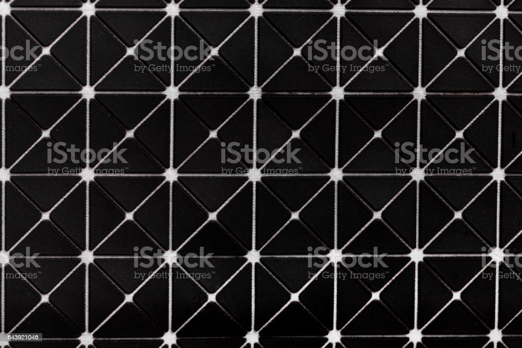geometric background with triangles. stock photo