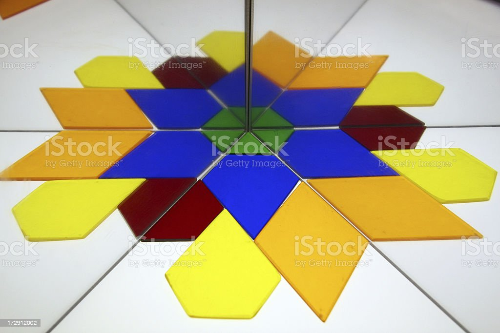 Geometric stock photo
