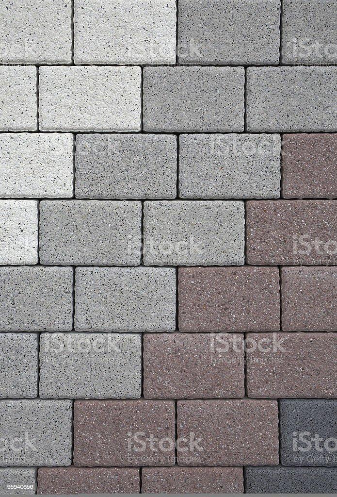 geometric stone pattern stock photo