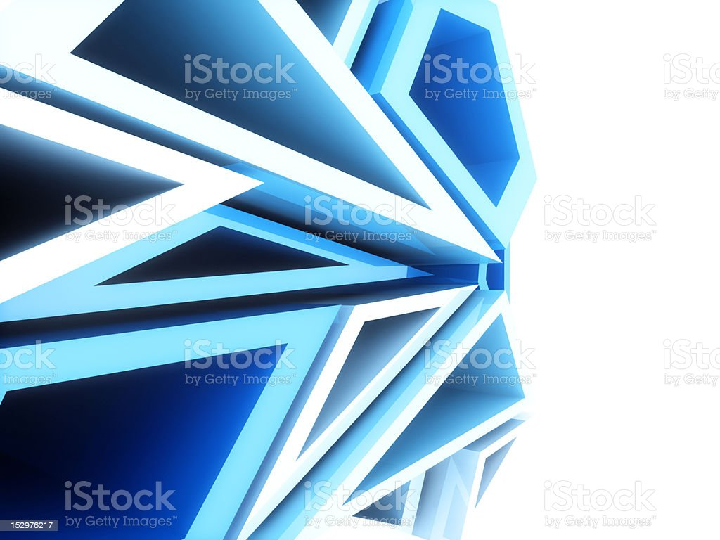 Geometrical background royalty-free stock photo
