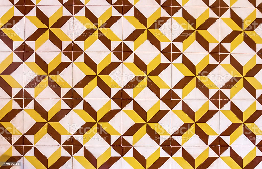 Geometrical pattern , seamless royalty-free stock photo