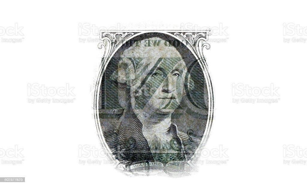 George Washington  royalty-free stock photo