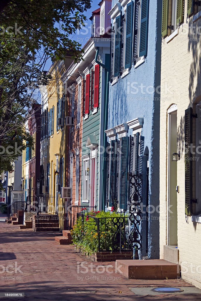 Georgetown stock photo