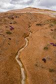 Geothermal Landscape Krafla