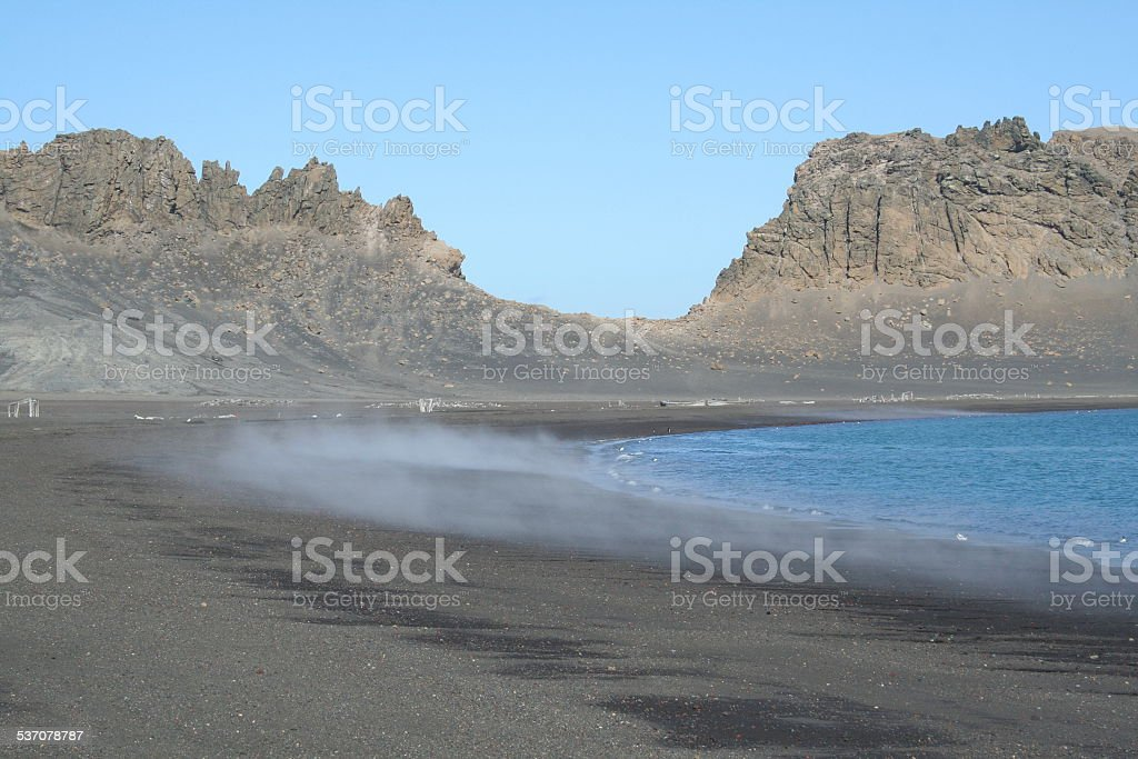 Geothermal stock photo