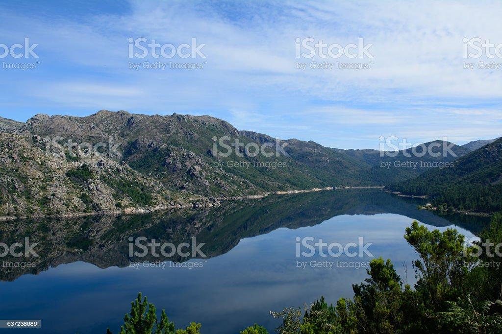Geres National Park stock photo