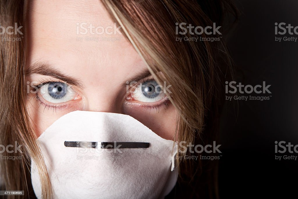 Germ Protection royalty-free stock photo