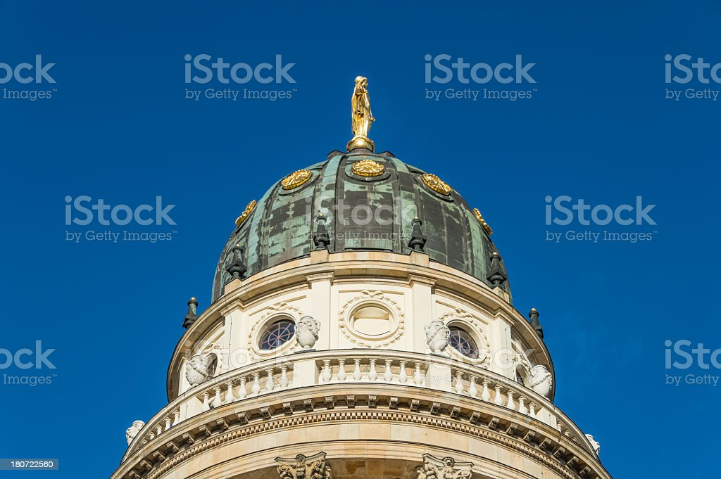 Deutscher Dom Berlin royalty-free stock photo