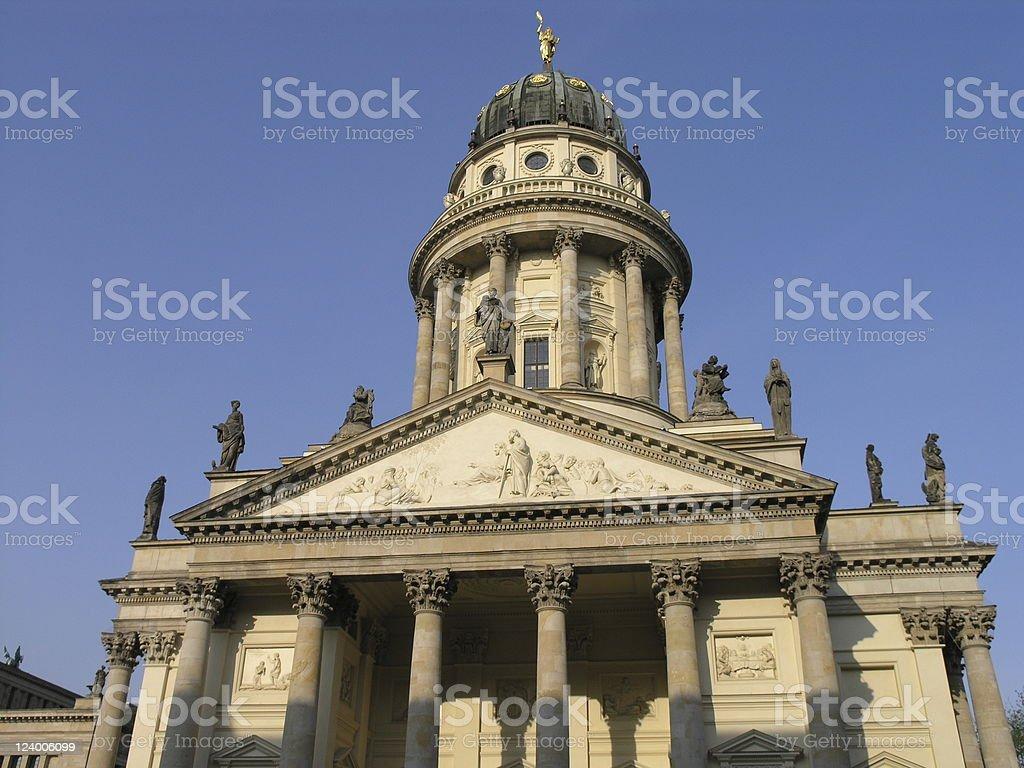 ベルリン、ドイツのドーム ロイヤリティフリーストックフォト