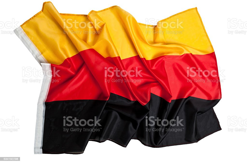 german flag background stock photo