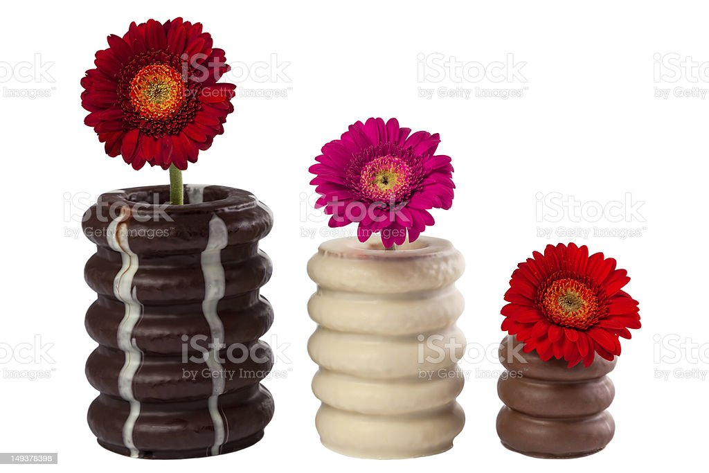German layer cake - Baumkuchen stock photo