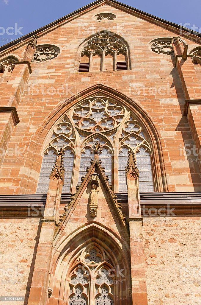 ドイツ修道院 ロイヤリティフリーストックフォト