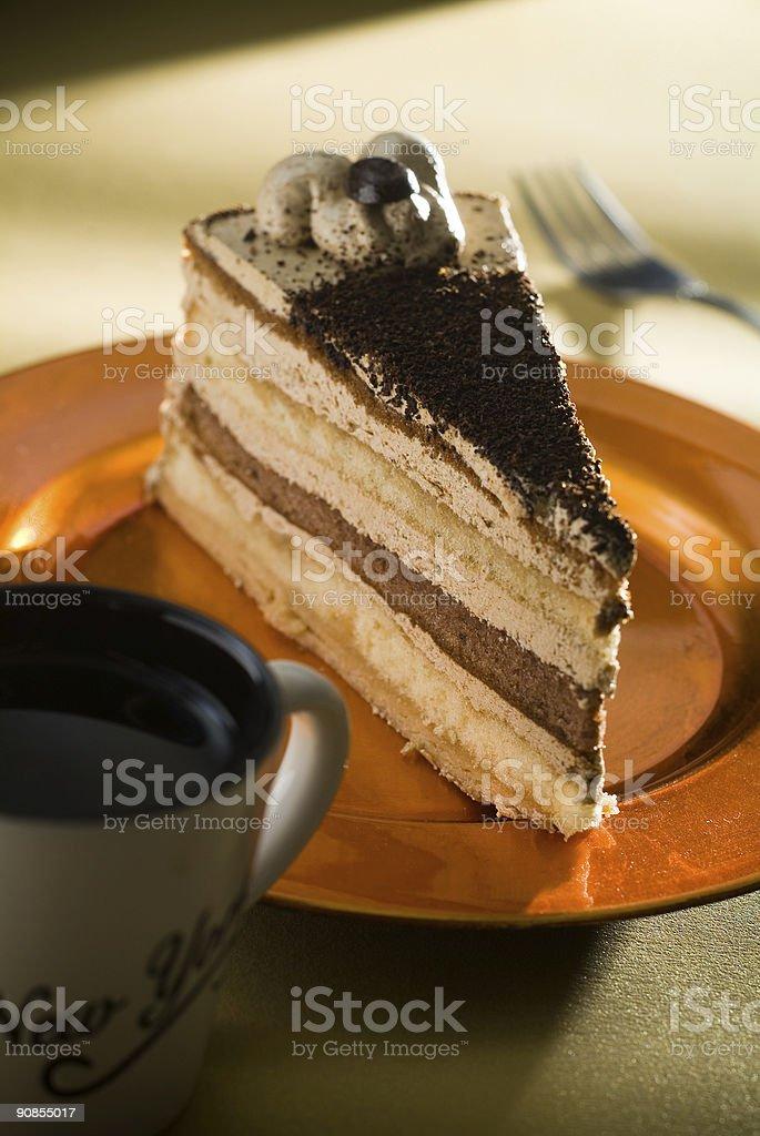 German Pastry Series royalty-free stock photo