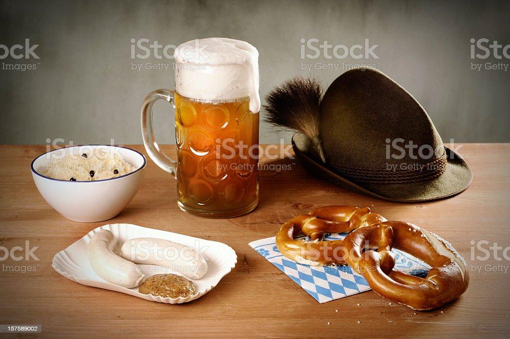 German stillife royalty-free stock photo