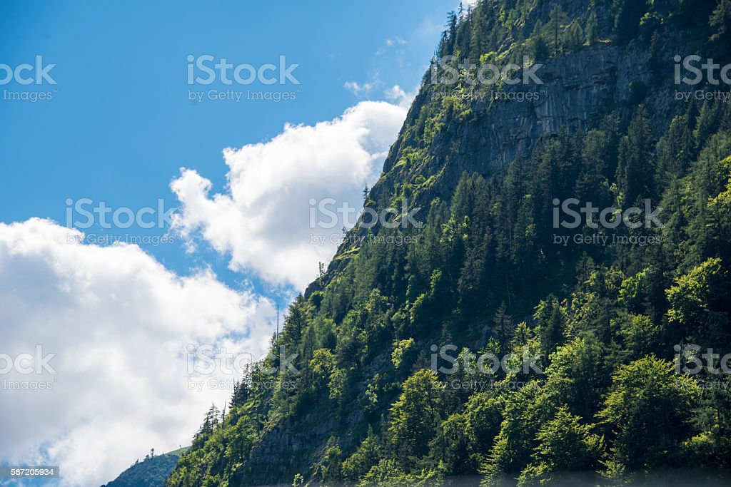 Germany, Bavaria, Allgaeu Alps, stock photo