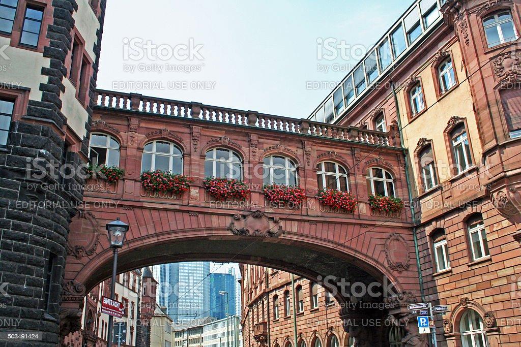 Germany: Frankfurt stock photo