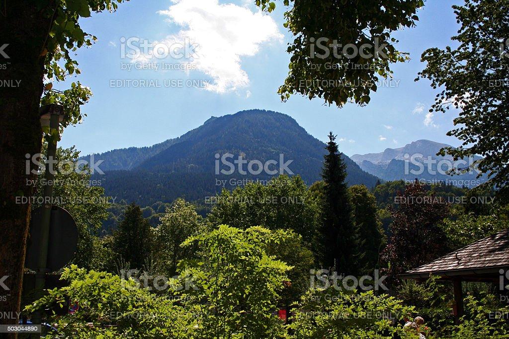 Germany: Kehlstein stock photo