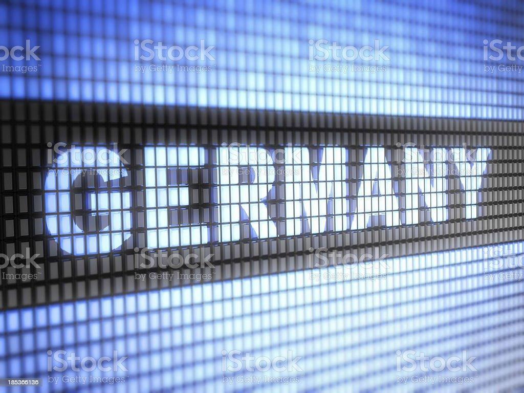 Germany royalty-free stock photo