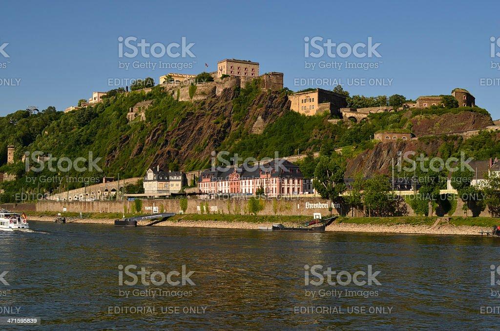 Germany, Rhine Valley stock photo
