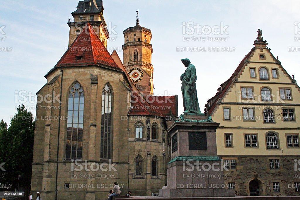 Germany: Stuttgart stock photo
