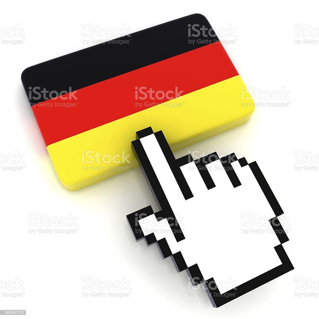 Germany Technology royalty-free stock photo