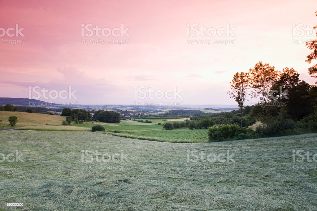 Germany,Bavaria,Mittelehrenbach stock photo