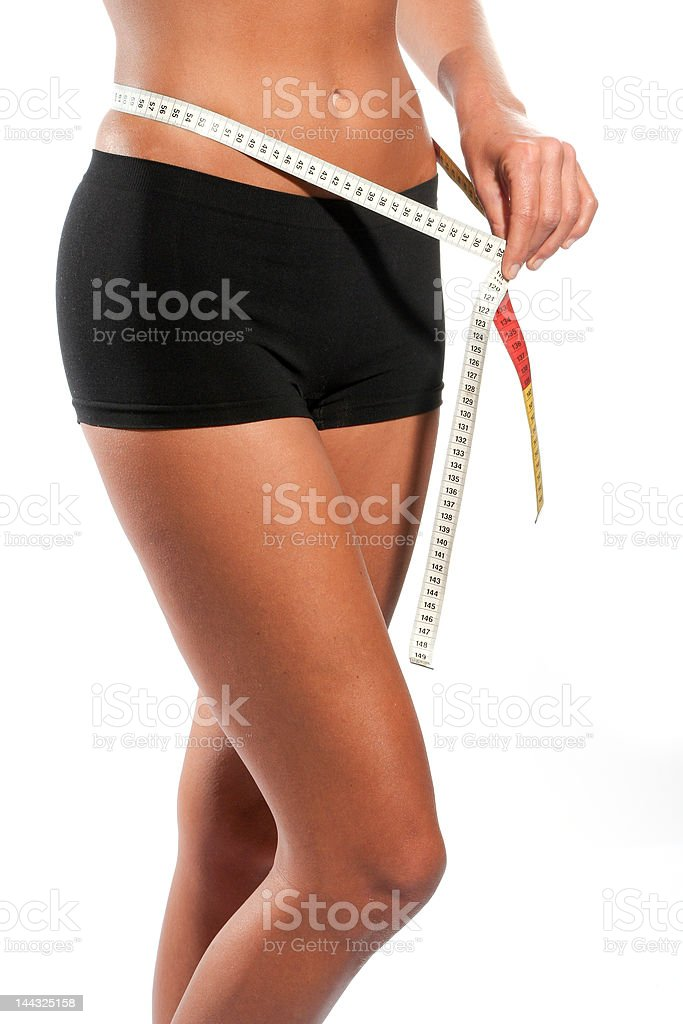 get fit V royalty-free stock photo