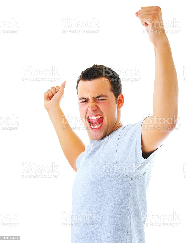 Get in!!! royalty-free stock photo