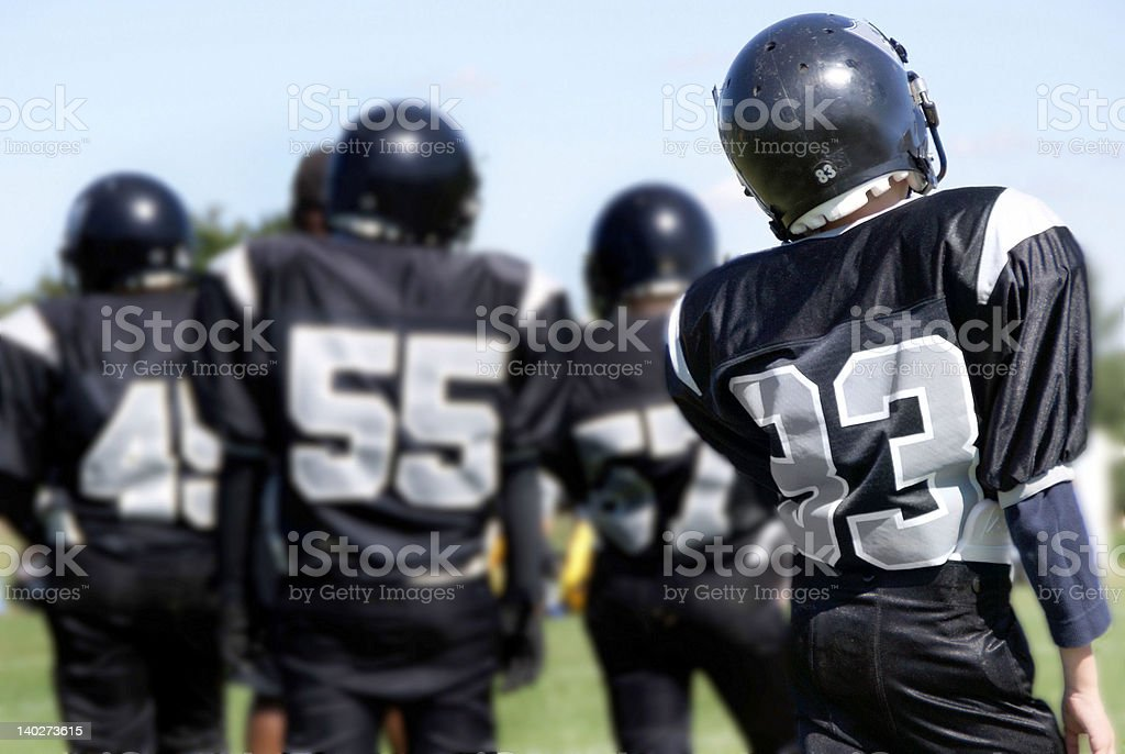 Get In the Game royalty-free stock photo