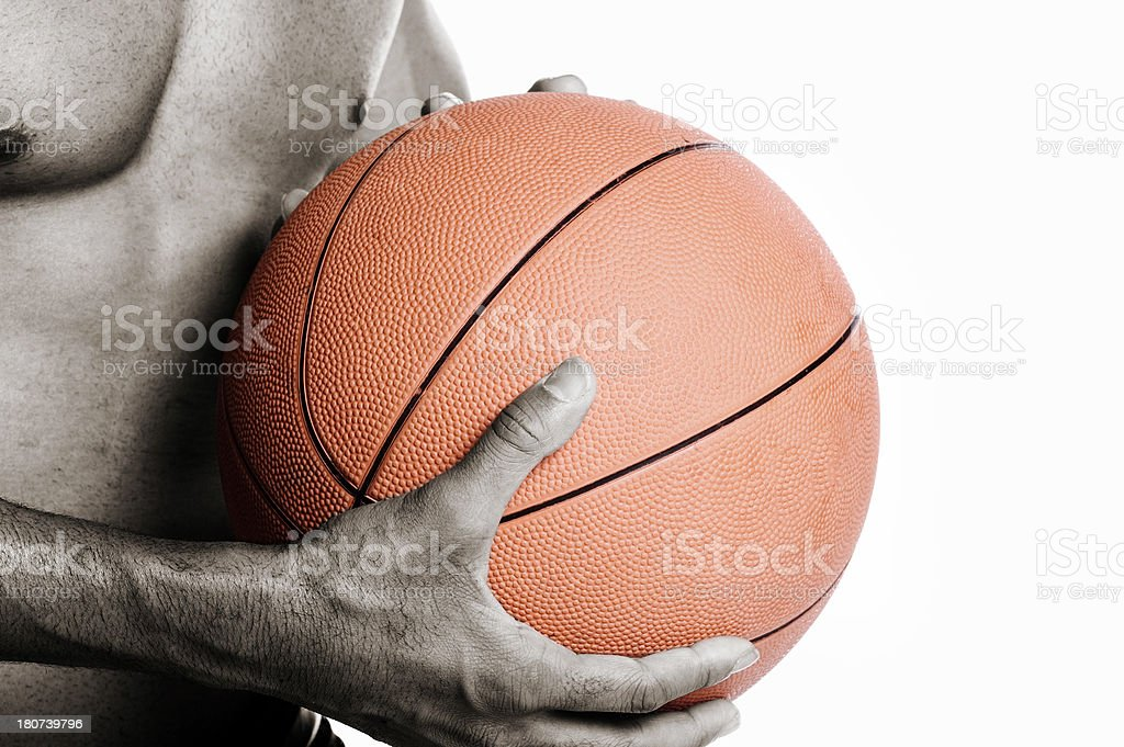 get in the game stock photo