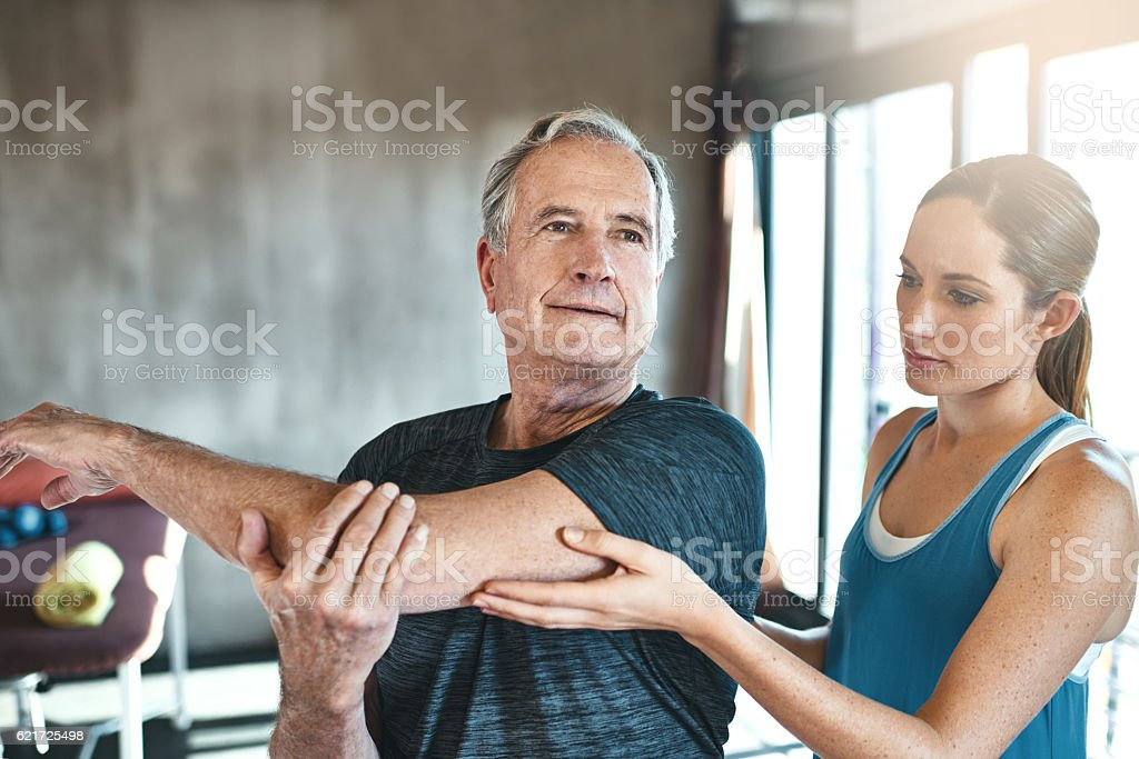 Get moving, get mobile stock photo