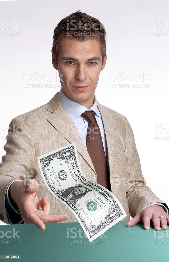 Get pay. royalty-free stock photo