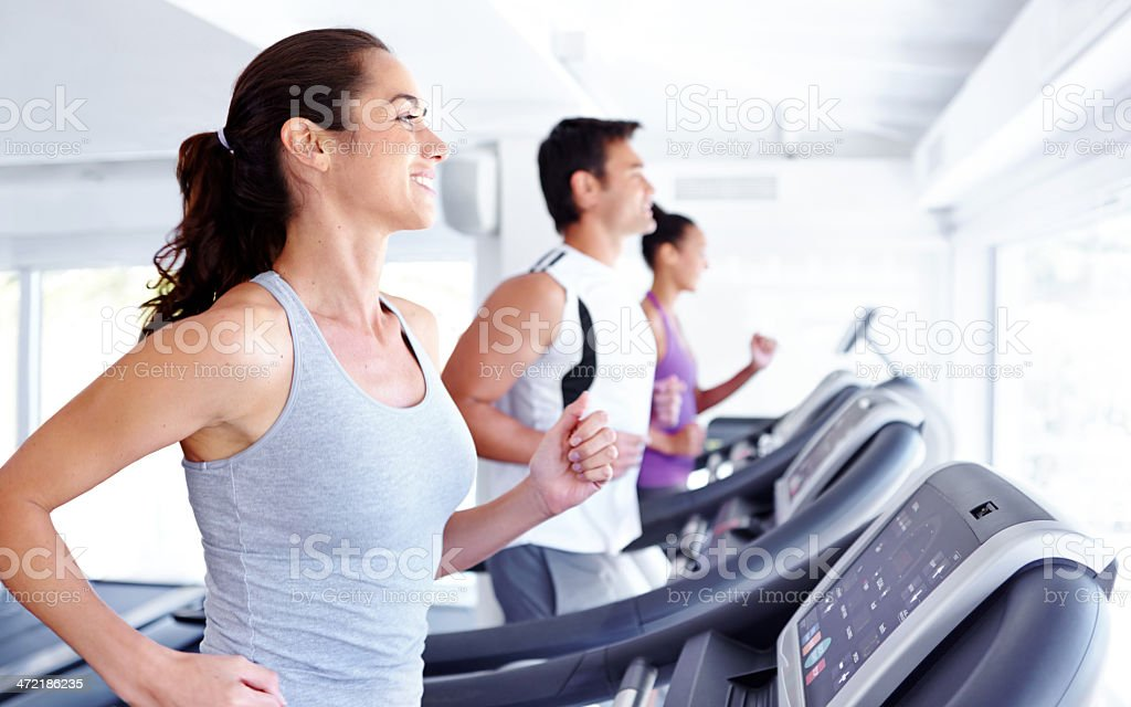 Get the best body you can this Summer stock photo