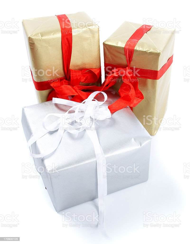 Get the best presents! royalty-free stock photo
