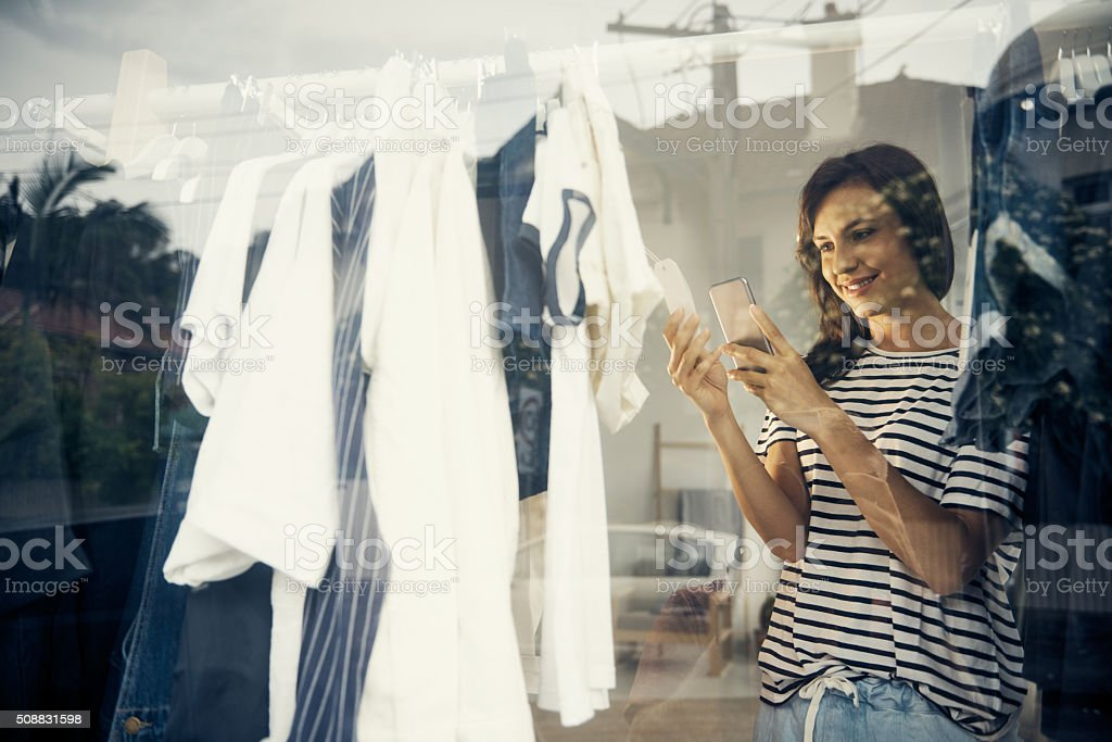 Get the boutique experience without the boutique price stock photo