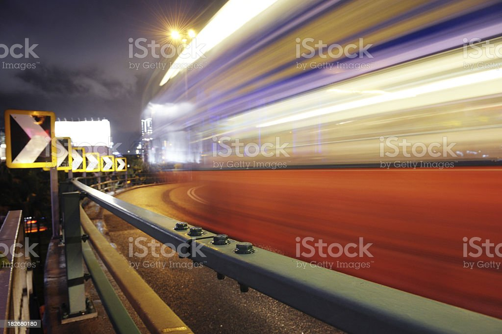 Get the curve royalty-free stock photo