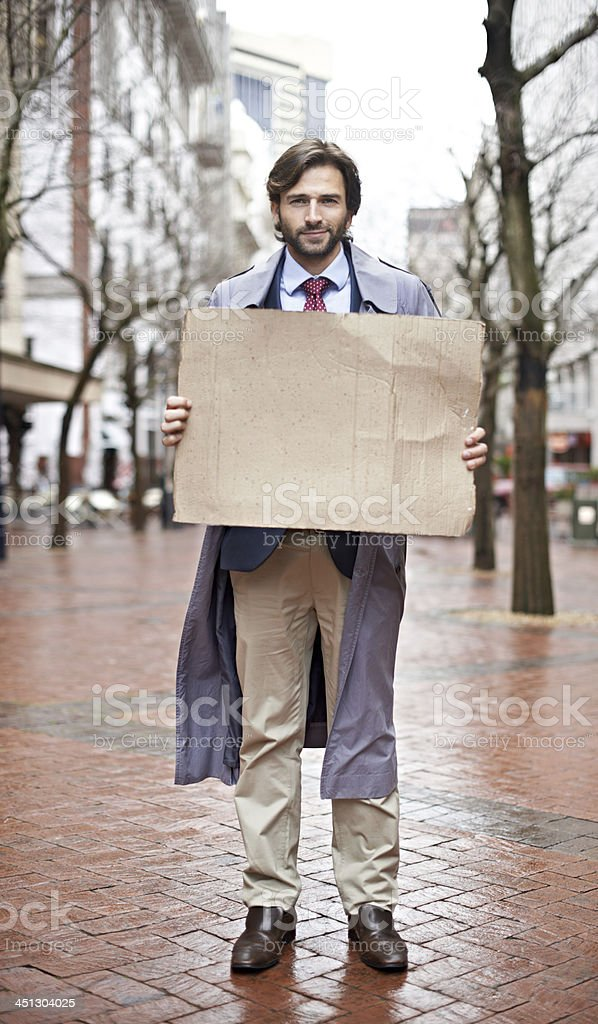 Get the message? stock photo