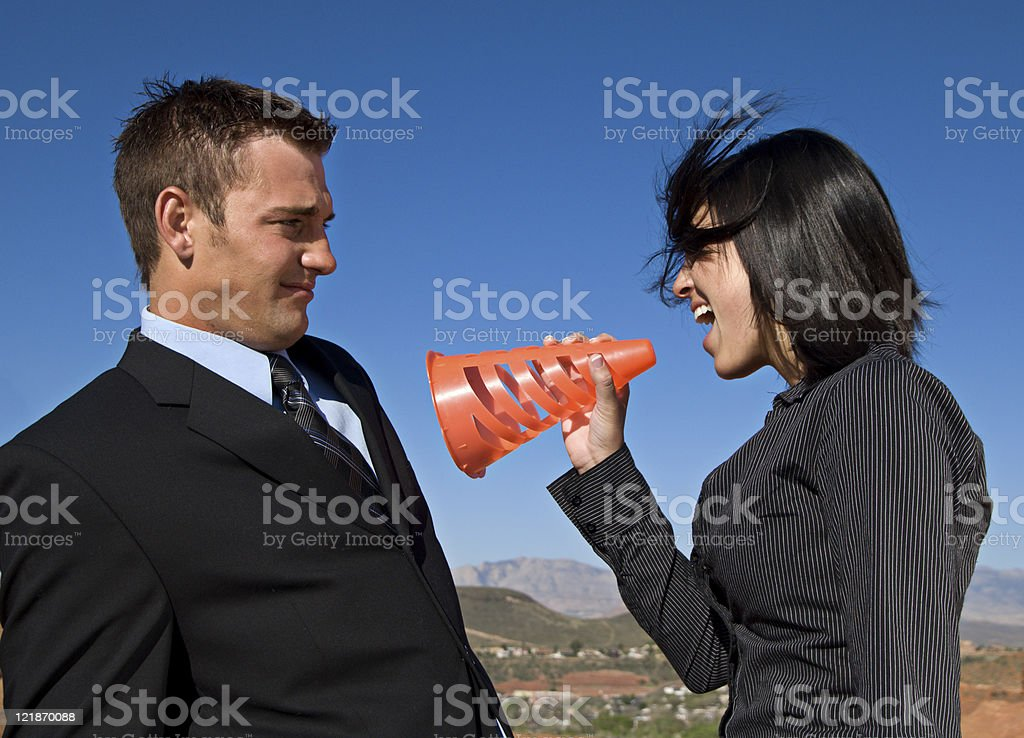 Get to Work!!! royalty-free stock photo