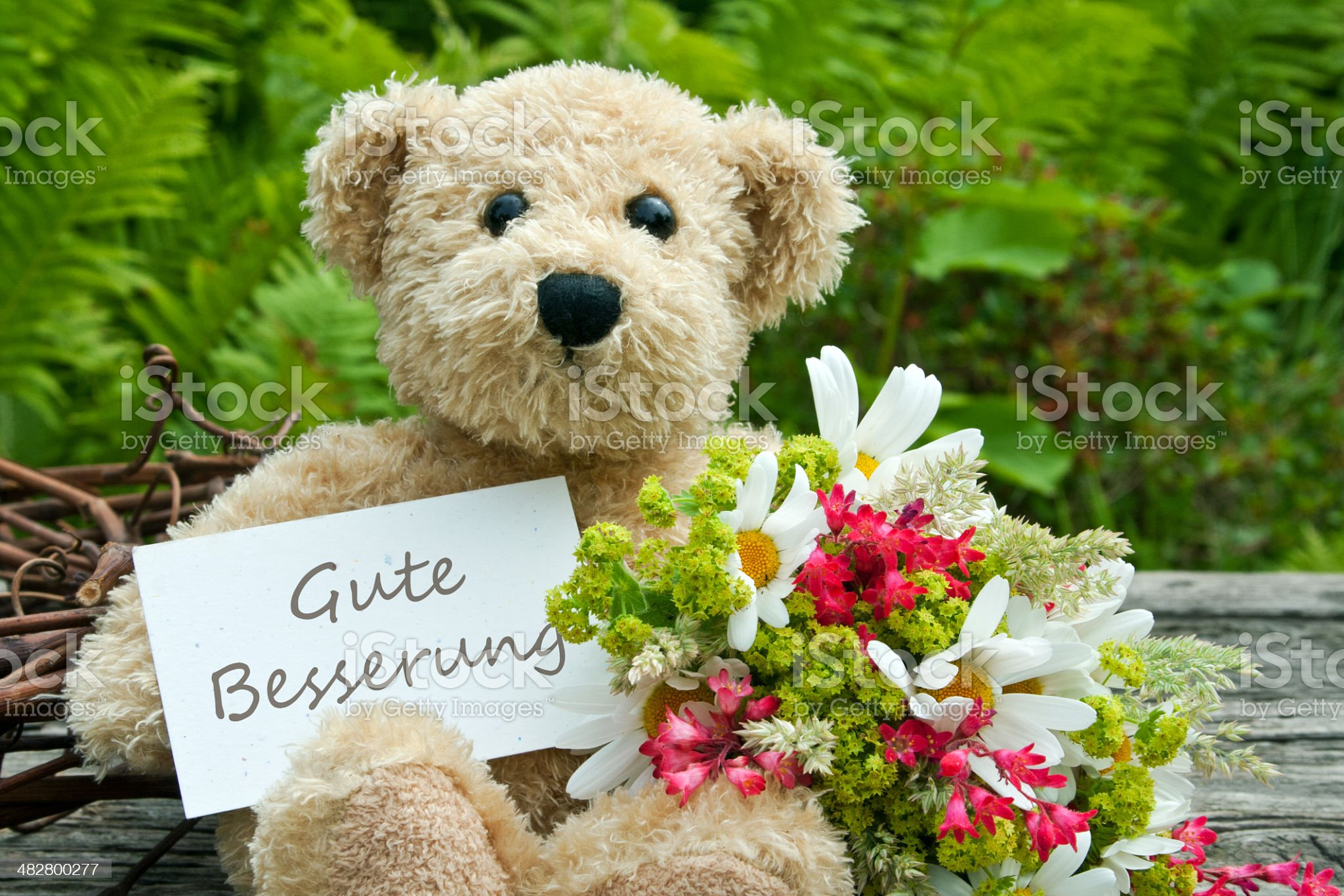 get well royalty-free stock photo