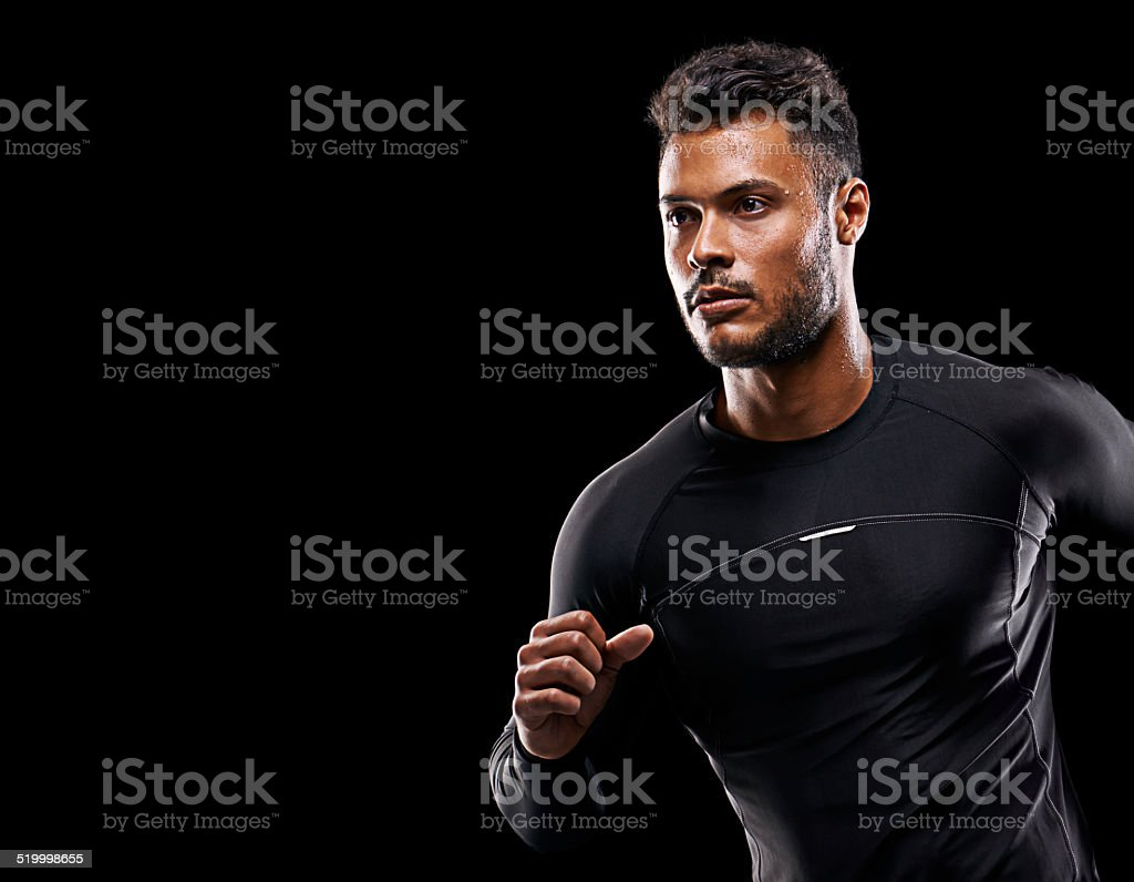Get your heart racing stock photo