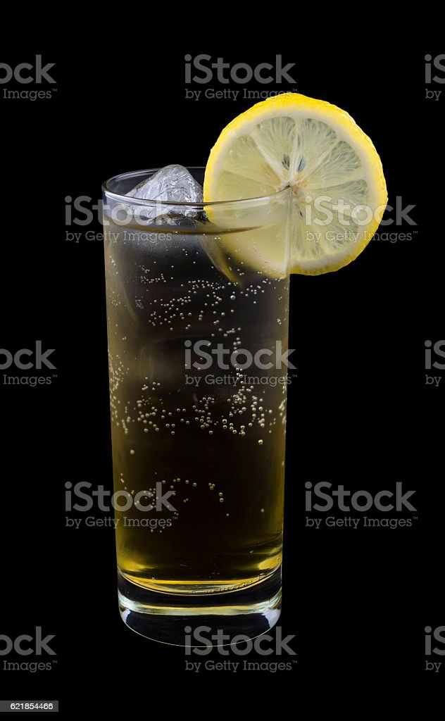Geting Drink stock photo