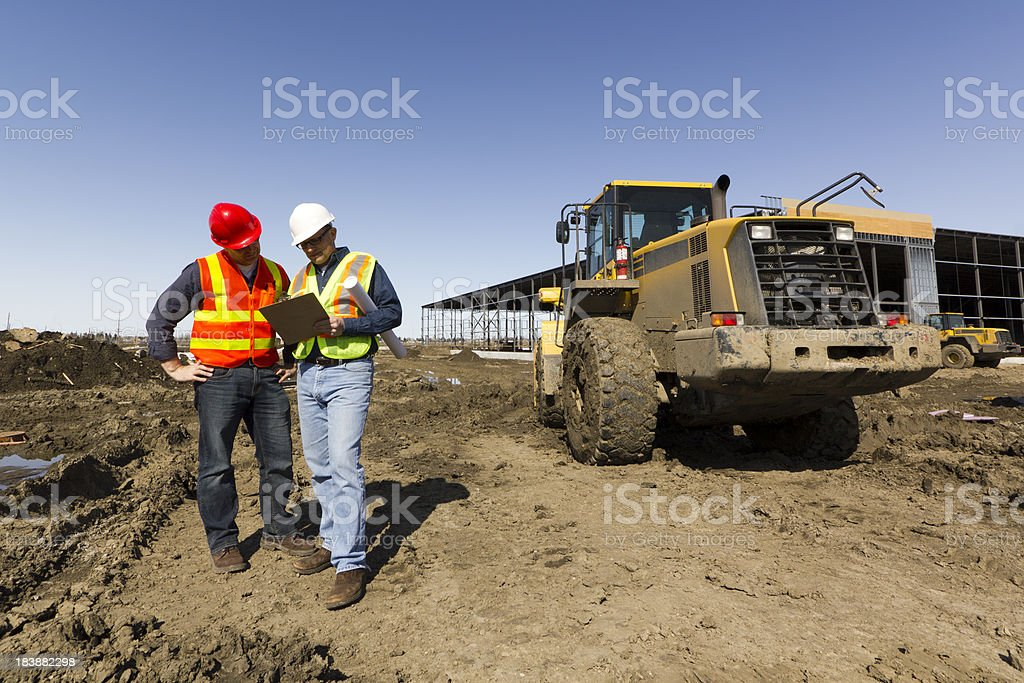 Getting Instruction royalty-free stock photo