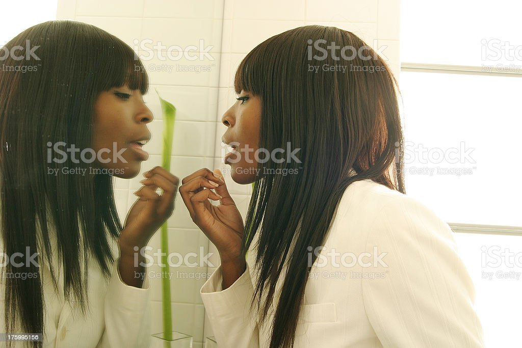 Getting Ready - 3 royalty-free stock photo