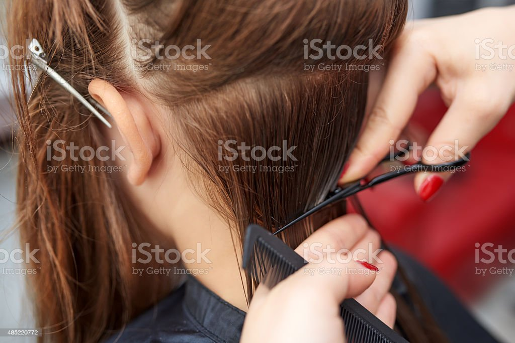 getting ready for a chage stock photo