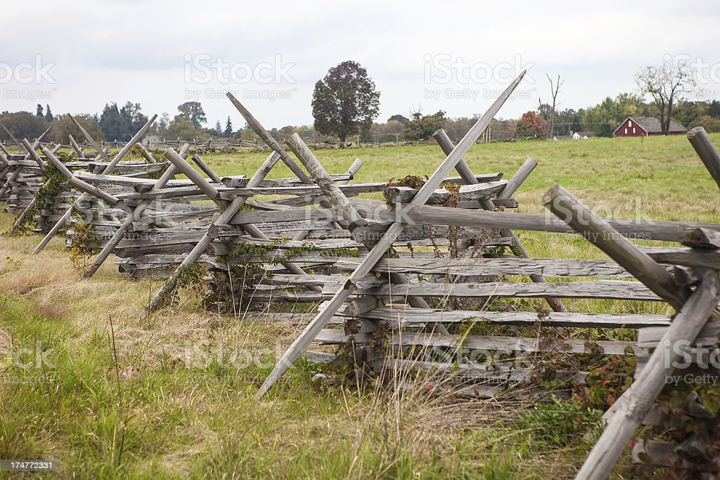 Gettysburg, Pennsylvania stock photo