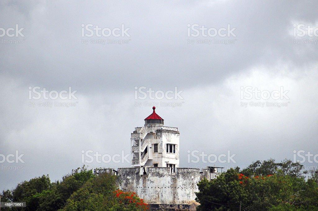 Ghana, Cape Coast, Fort William stock photo