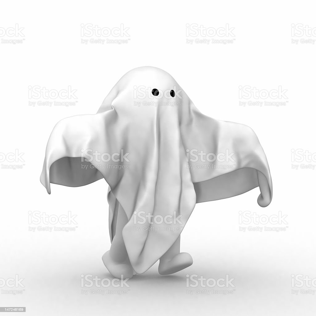 ghost stock photo